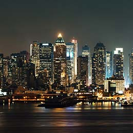 Miasta, New York