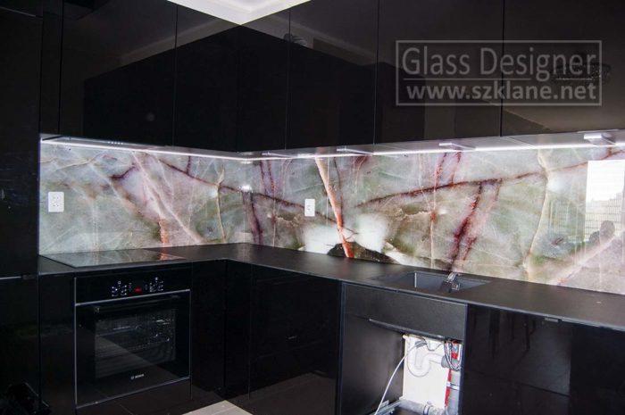 motyw kamień w kuchni