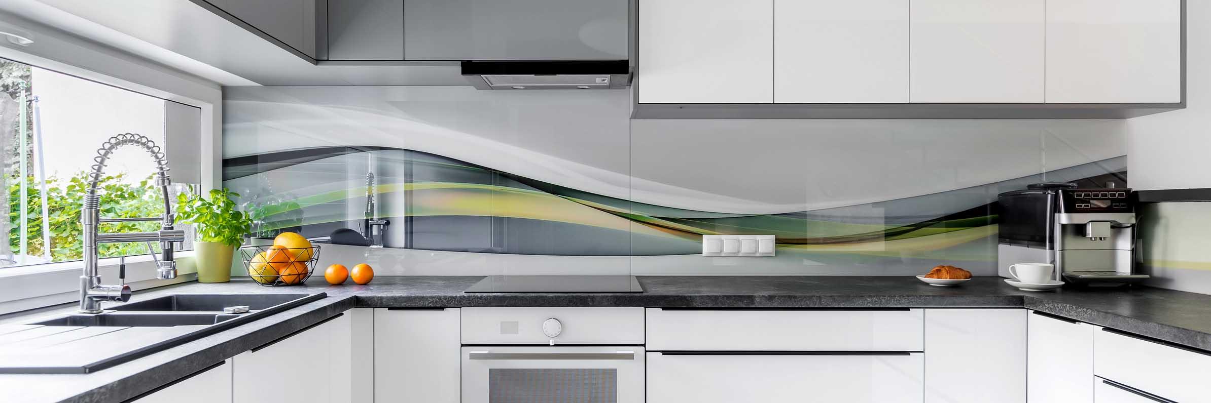 panele szklane do kuchni i azienki z monta em wroc aw. Black Bedroom Furniture Sets. Home Design Ideas