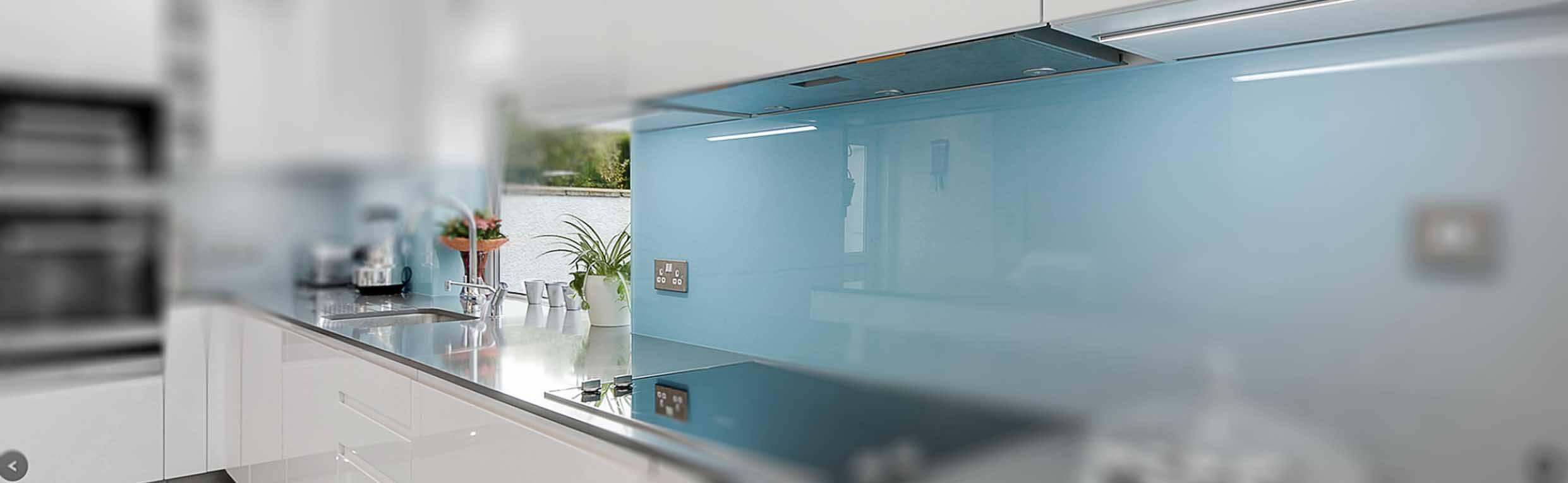 W Ultra Panel szklany do kuchni jednokolorowy lub lacobel WK09